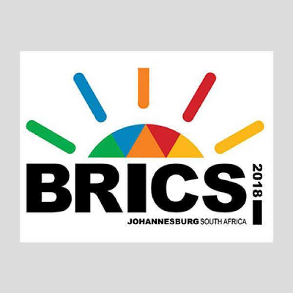 BRICS Summit 2018 - Sandton Convention Center, Johannesburg