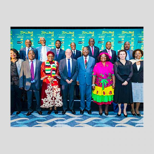 Africa's Travel Indaba 2018 - Ministerial Session - Southern Sun Elangeni Hotel