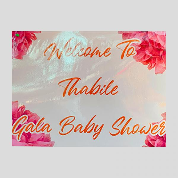 Thabiles Baby Shower - Oak Tree Event Function Venue