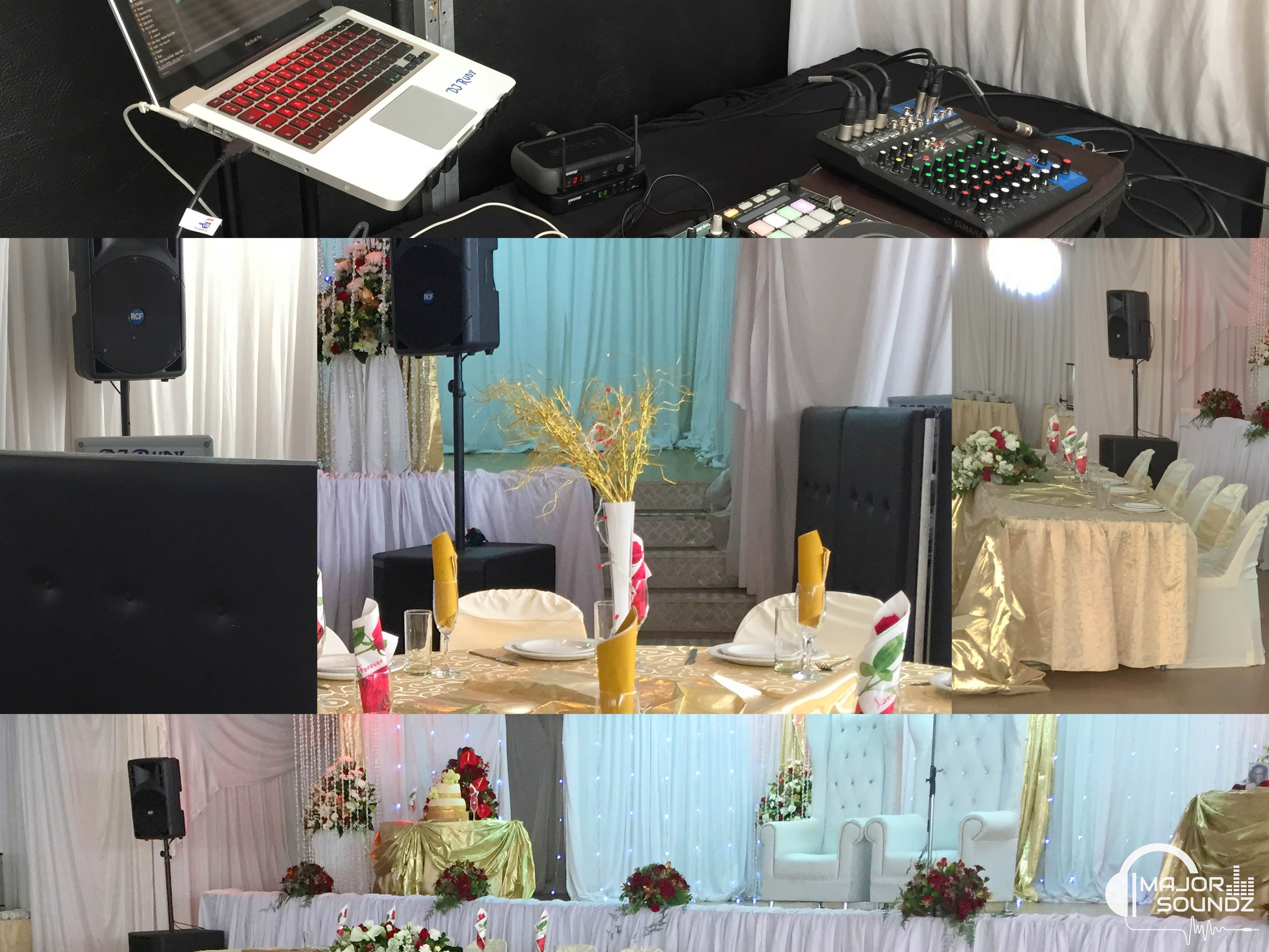 Deshen & Nivashni Wedding @ Pentarosa Hall - Lenasia
